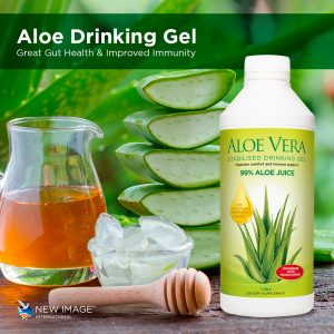 Aloe Vera Drinking Gel with Manuka Honey