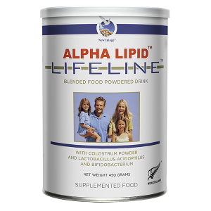 Alpha Lipid Lifeline Colostrum Powdered Drink 450gr