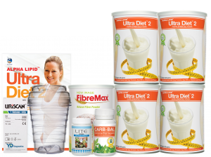 Alpha Lipid Ultra Diet 2 Weight management 4 week starter pack