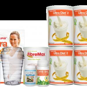 Alpha Lipid Ultra Diet 2 Weight management 4 week starter pack