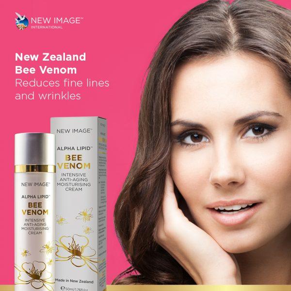 BeeVenom Intensive Anti-aging moisturising cream