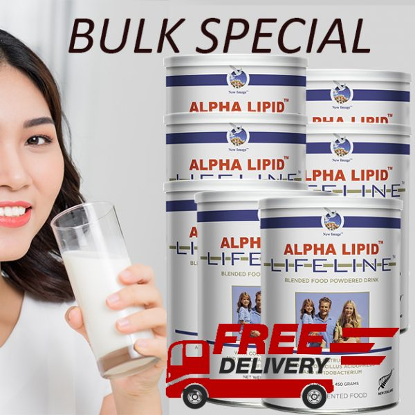 Alpha Lipid™ Lifeline™ Colostrum buy 6 deal with free delivery